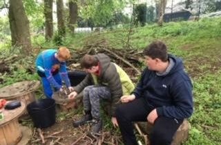 Forest School Update 3rd May 2019