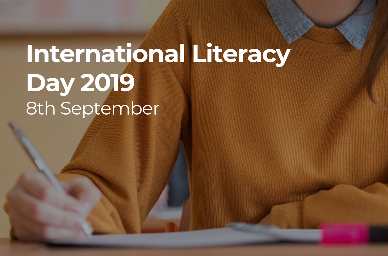 Promoting the Importance of Literacy on International Literacy Day
