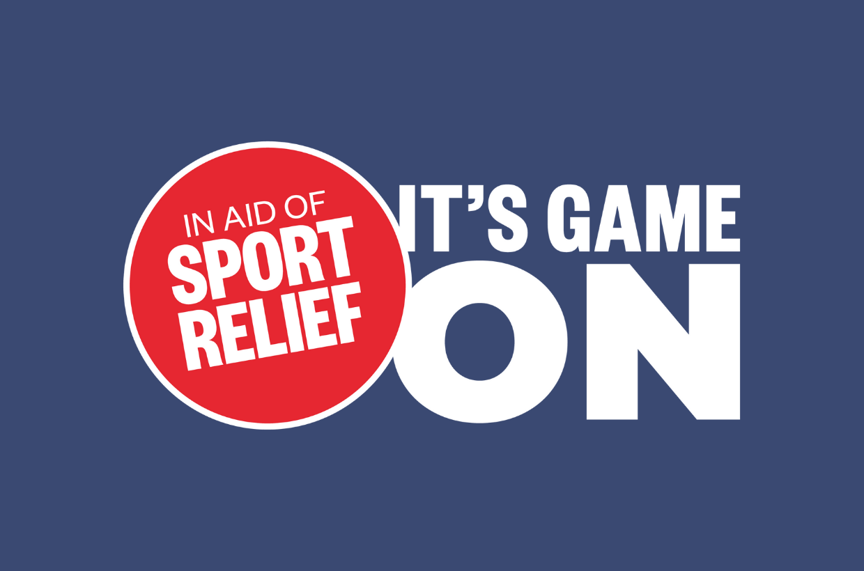 Sport Relief Raises Funds and Spirits